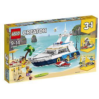 LEGO Creator 31083 køretøjer Cruising eventyr sæt