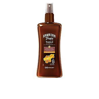 1 kokosnoot & Papaya droge olie Spf8 Spray 200 Ml Unisex