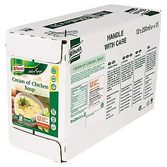 Knorr Professional 100% Cream of Chicken Soup Pouches