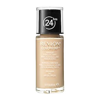 Revlon Colorstay Make-up Normal/Dry Skin-200 Nude 30ml