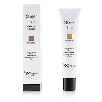 The Organic Pharmacy Sheer Tint - # Bronze Glow - 40ml/1.4oz