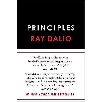 Principles - Life and Work by Ray Dalio - 9781501124020 Book