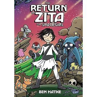 Återlämnande av Zita Spacegirl av Ben Hatke - 9781596438767 bok
