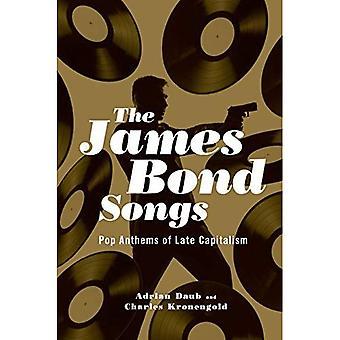 As músicas de James Bond: Hinos Pop do capitalismo tardio