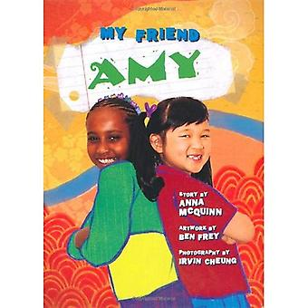 My Friend Amy [Illustrated]