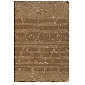 Essential Teen Study Bible-NKJV-Personal Size Aztec