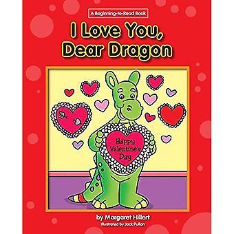 Je t'aime, cher Dragon (début à lire)