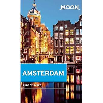 Moon Amsterdam, First Edition