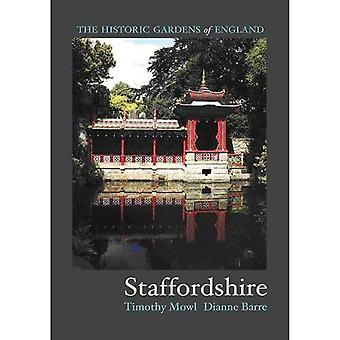 Gardens of Staffordshire (Historic Gardens of England)