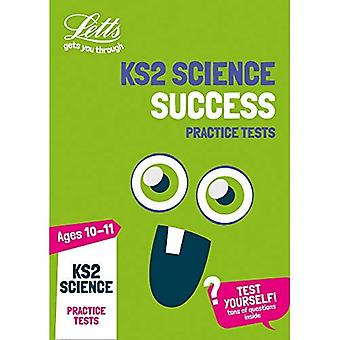 KS2 Wetenschap praktijktest (Letts KS2 Practice) (Letts KS2 Practice)