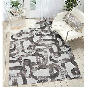 Orgánica moderna OM004 glaciar rectángulo alfombras alfombras modernas