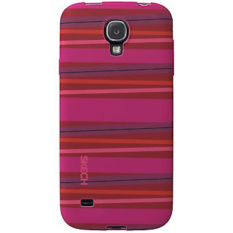 Skech Groove Soft Case for Samsung Galaxy S4 Mini - Pink