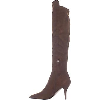43768583bf126 Marc Fisher Womens Thora2 Pointed Toe Over Knee Fashion Boots