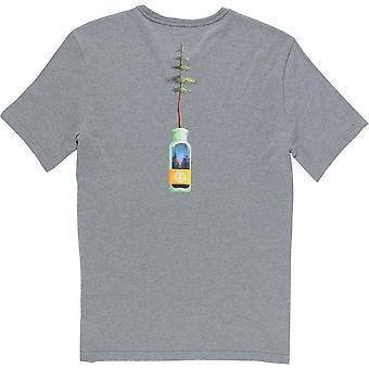 Element jar Lyhythihainen T-paita harmaana Heather
