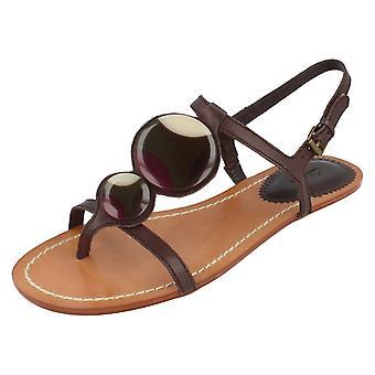 Prova Ladies Clarks sandali gioiello