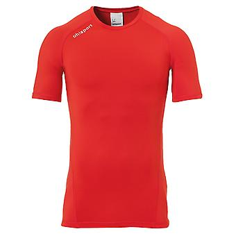 Uhlsport 区別プロ BASELAYER Roundneck Kompressionsshirt 半袖