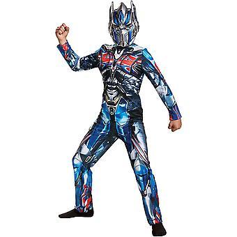Klassiska Optimus Prime barn kostym