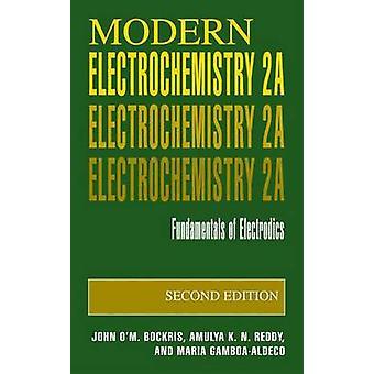 Modern Electrochemistry 2A par J. OM et Bockris