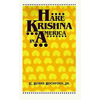 Hare Krishna i Amerika af Rochford & E. Burke