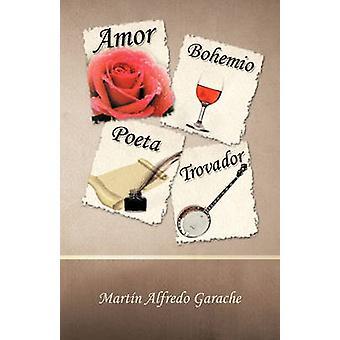 Amor Bohemio Poeta Atlacatl door Garache & Martin Alfredo