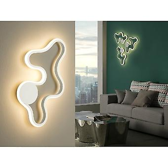 Schuller Marea White Wall Lamp