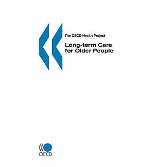 A OCDE projeto longo prazo de saúde para idosos pela OCDE. Publicado por publicação da OCDE