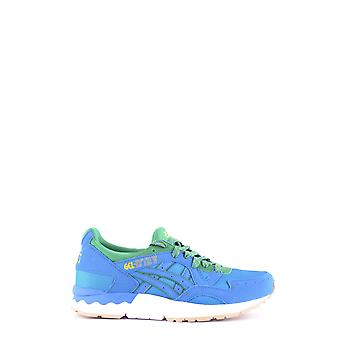 Asics Ezbc168004 Men's Light Blue Fabric Sneakers