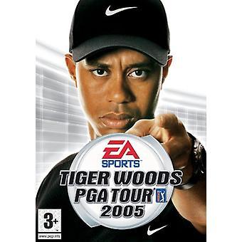 Tiger Woods PGA Tour 2005 (Xbox) - Nouveau