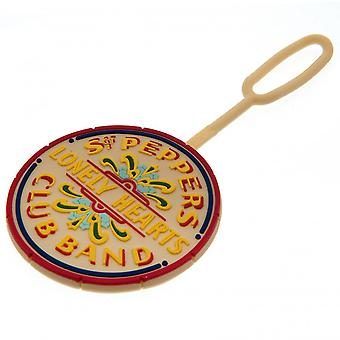 The Beatles Sgt Pepper Luggage Tag