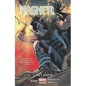 Magneto Volume 4 - Last Days by Cullen Bunn - Javier Fernandez - 97807