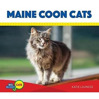Maine Coon Cats by Katie Lajiness - 9781532111990 Book