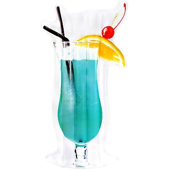 Giant Blue Lagoon Cocktail