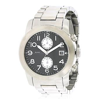 Marc by Marc Jacobs Larry Chronograph Edelstahl Mens Watch MBM5050