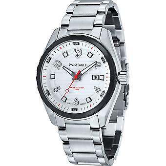 Swiss Eagle Engineer SE-9063-33 Heren Horloge