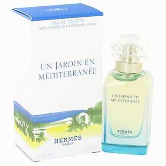 Un Jardin En Mediterranee By Hermes Eau De Toilette Spray 1.7 Oz (women) V728-415846