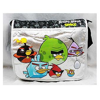 Bolsa de mensajero - Angry Birds - Space New School Book Bag an11527