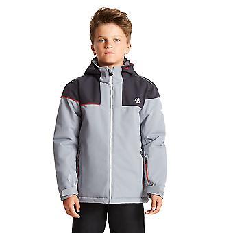 Dare 2b Boys pociąga za sobą wodoodporną kurtkę narciarską z kapturem