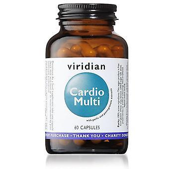 Viridian Cardio Multi Capsules 60 (118)