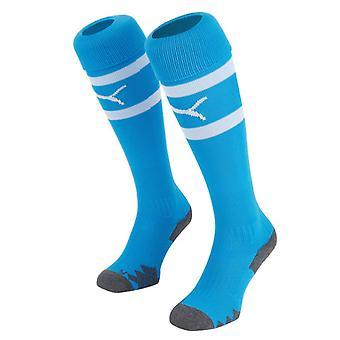 2019-2020 Valencia Third Puma Socks (Blue)