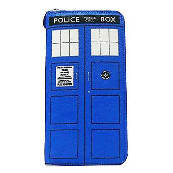 Doctor Who TARDIS dames Clutch Wallet