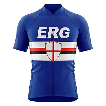 Sampdoria 1991 Concept Cycling Jersey - Adult Long Sleeve