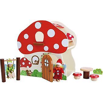 勒格勒蘑菇屋