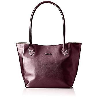 Tamaris Louise Shopping Bag/pack 4 Pcs - Donna Rot Bucket Bags (Vin) 17.5x28x28 cm (B x H T)