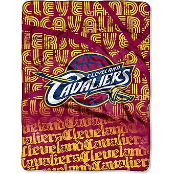 Northwest NBA Cleveland Cavaliers Micro Plush Blanket 150x115