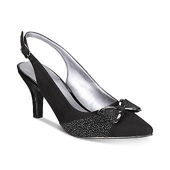 Karen Scott Womens Gladiss tissu Pointed Toe Pumps de SlingBack Classic