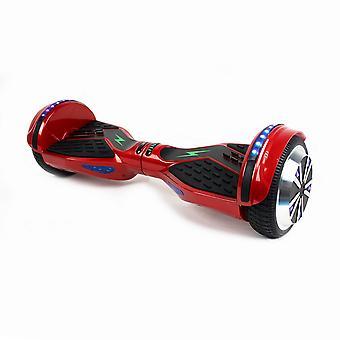 Hoverboard Skateflash K6+n Rojo