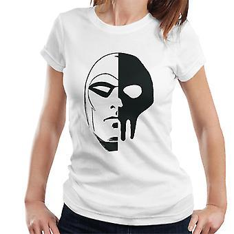 The Phantom Skull Split Women's T-Shirt