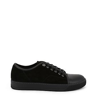 Lanvin Men Black Sneakers -- FM-S692336
