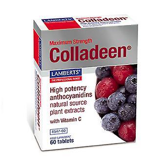 Lamberts Maximum Strength Colladeen Tablets 60 (8547-60)