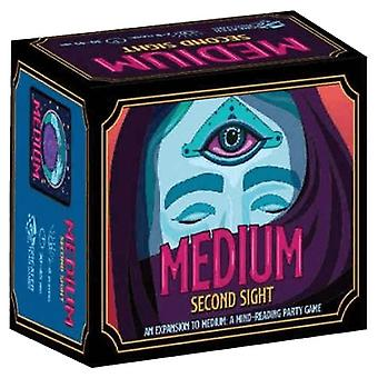 Jeu de cartes Medium Second Sight